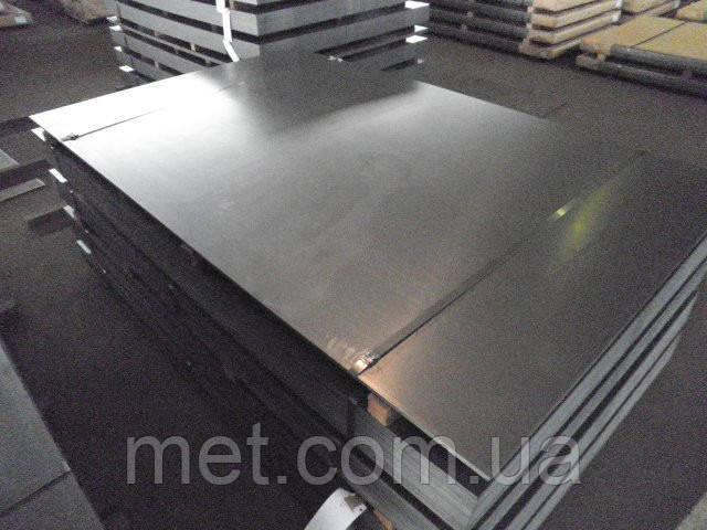 Лист 1 мм сталь 65г