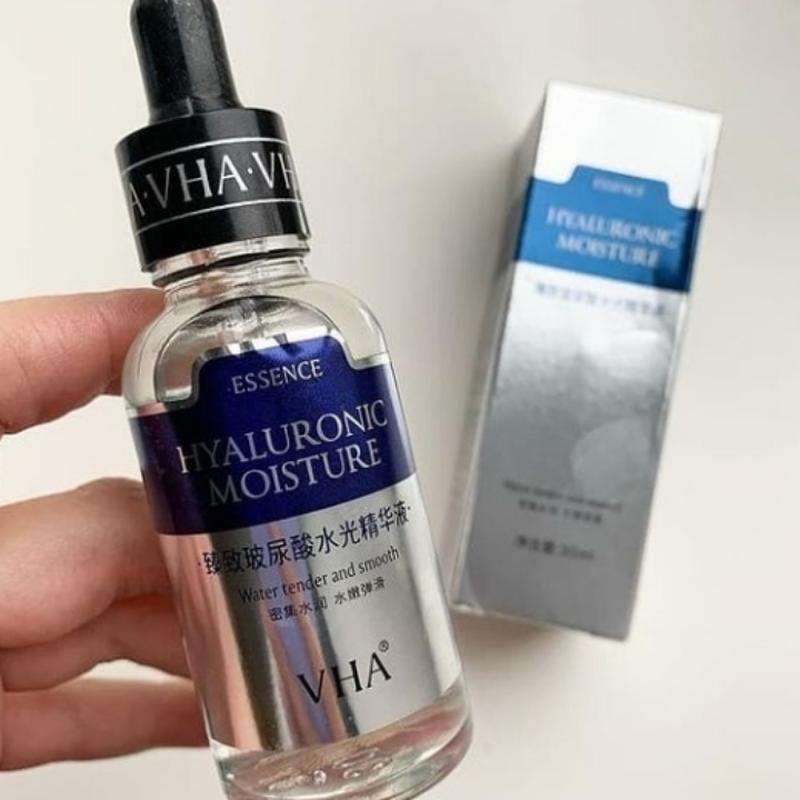 Активна гіалуронова зволожуюча сироватка VHA Hyaluronic Acid, 30 мл