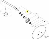 Пильник підшипника Kverneland Optima  (AC496176), фото 2