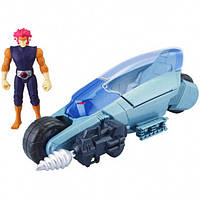ThunderCats Гоночный автомобиль ThunderRacer с Лев-О от Bandaight Battle Set