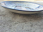 Ляган р. Хіва, Риштанская червона глина, ручна робота, 32см., фото 5