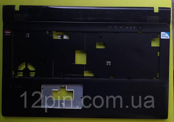 Топкейс Sony Vaio SVE171E13V б.у. оригінал, фото 2