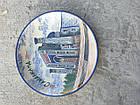 Ляган риштан 32см, ручная роспись., фото 4