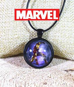 Кулон Iron Man Железный человек Marvel