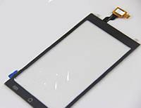 Jiayu G3 черный тачскрин, сенсорная панель, cенсорное стекло