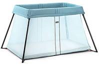 Складной манеж-кровать Babybjorn Travel Crib Light, бирюзовый