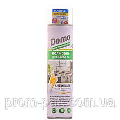 Полироль  для мебели ДОМО Антипыль (аэрозоль)