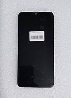 Дисплей для Samsung A105 Galaxy A10 (2019) | M10 (2019) IPS с тачскрином, черный, фото 1