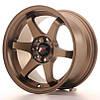 Диски литые R15/4*100/4*108/et25 j8 Japan Racing Wheels JR3 (11 цветов)