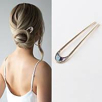 Елегантна шпилька для волосся Спокуса, фото 1
