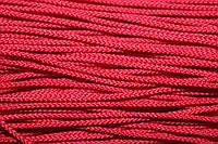 Шнур 2мм (100м) красный