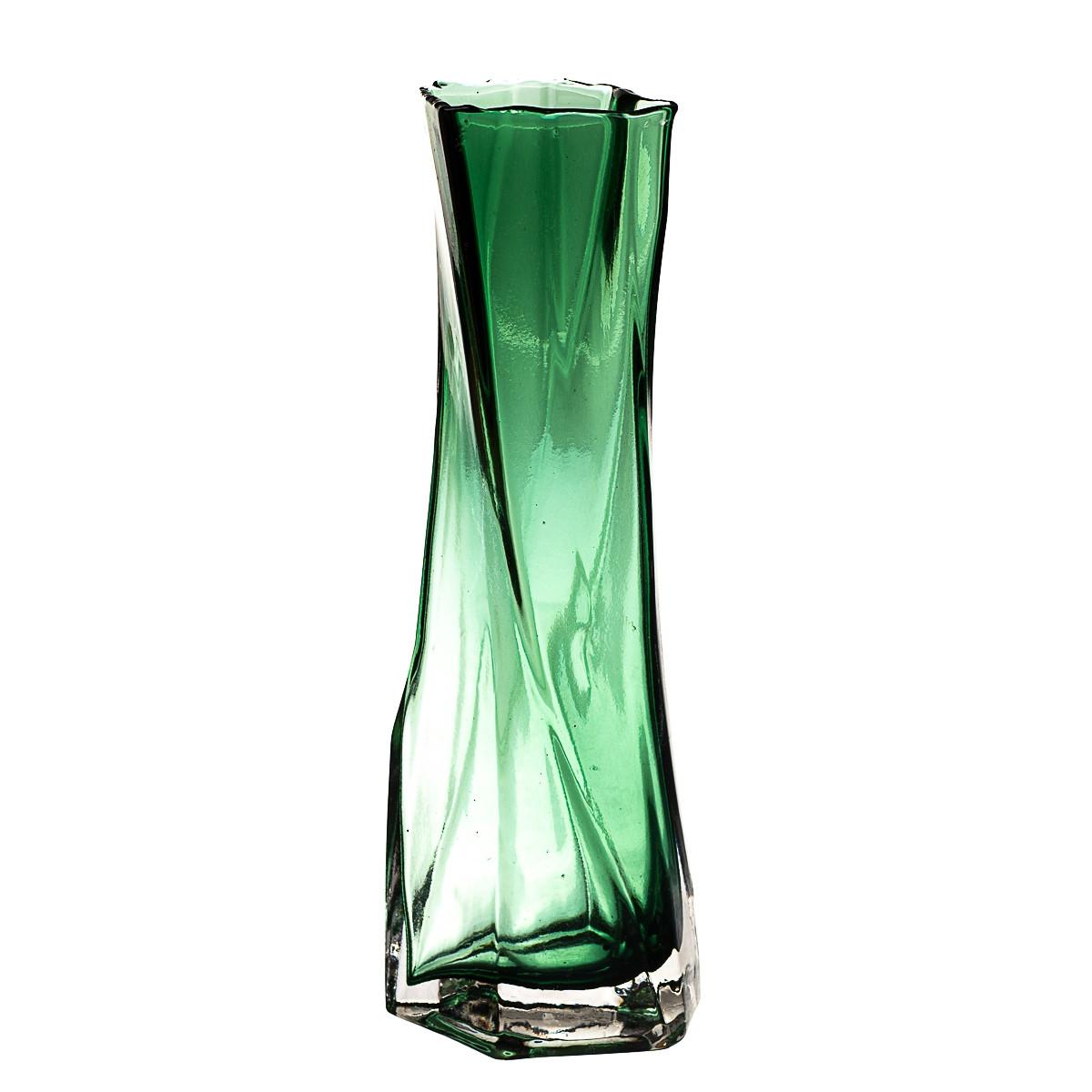 "Стеклянная ваза ""Силуэт"" 24 см 8426-020"