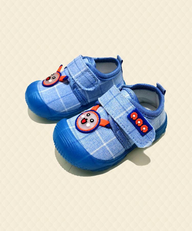 Кроссовки для мальчика синие А805/1