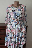 Плаття жіноче шифонове