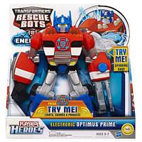 Transformers Электронная фигурка Робота Трансформера Optimus Prime