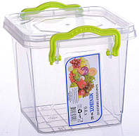 Контейнер для хранения пищи Minilux 0,6 л. Прямоугольный