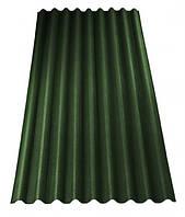 Ондулин еврошифер 2*0,95 м (зелёный)