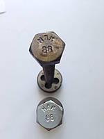 Болт с шестигранной головкой с неполной резьбой от М6 до М48, ГОСТ 7798-70, 7805-70, 15589-70, DIN 931