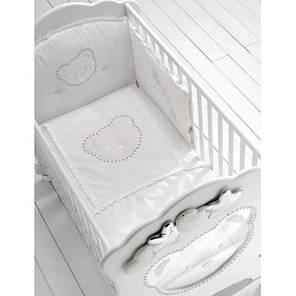 Детская кроватка MIBB Moon, фото 2