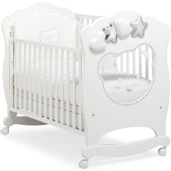 Детская кроватка MIBB Moon