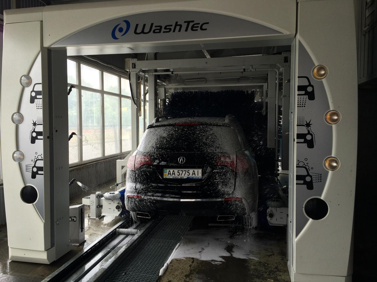 Тоннельная мойка WashTec