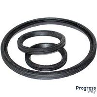 Резиновое 50 мм кольцо для канализационных труб Украина