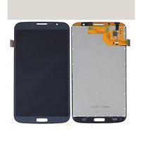 Samsung Galaxy Mega 6.3 I9200 blue  LCD, модуль, дисплей с сенсорным экраном