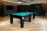 "Бильярдный стол для пула ""DALLAS"", 8 футов, 220х110 см, Ардезия, TT BILLIARD, гарантия 2 года, фото 2"