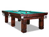 """Більярдний стіл для пулу """"ASKOLD"""", 9 футів, 260х130 см, Ардезія, TT BILLIARD, гарантія 2 роки, фото 3"""
