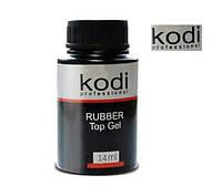 Kodi Rubber каучуковый Топ гель  14 мл