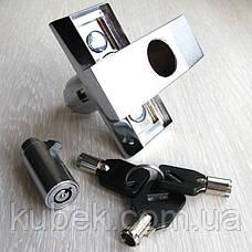 Замок Т-ручка для вендинговых аппаратов/т-образный замок - ручка С-210, фото 3