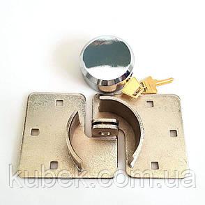 Замок навісний для терміналів поповнення рахунку/вендингогвого обладнання «Шайба», фото 2