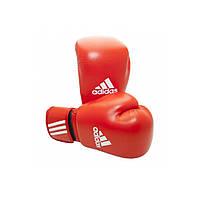 Боксерские перчатки Adidas AIBA Red (AIBAG1)