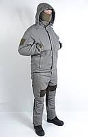 Зимний камуфляжный армейский костюм - 3 в 1 (Canvas)
