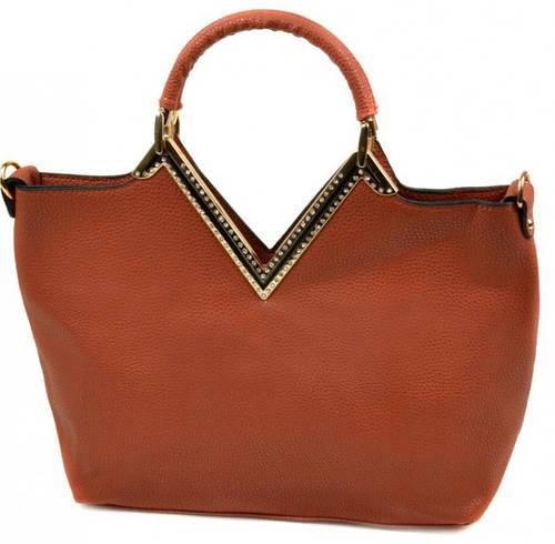 Элегантная женская сумка иск-кожа 11-2 9833 yellow