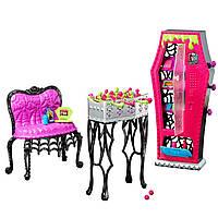 Набор мебели Монстр Хай Спорт Лаунж — Monster High Social Spots Student Lounge Accessory