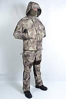 Зимний камуфляжный армейский костюм A - Tacs - 3 в 1