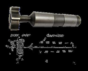 Фреза Т-подібна 21х9,0 Р6М5 Конічний хвостовик КМ2