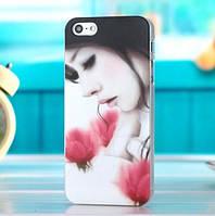 Чехол с рисунком для Apple IPhone 4 4s