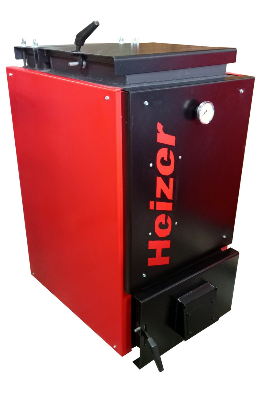Котел холмова шахтный Heizer Elite 70 кВт (Хейзер Элит) Бесплатная доставка!