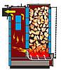 Котел холмова шахтный Heizer Elite 70 кВт (Хейзер Элит) Бесплатная доставка!, фото 4