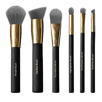 Набор из 5 кистей для макияжа Billion Dollar Brows 5 Piece Charcoal Brush Set
