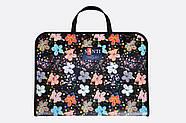 Папка-портфель Santi для ескізів А3 Flowers 367х30х495 мм, фото 2