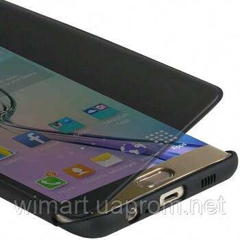 Чехол ROCK Dr.V Protective Case Black для Samsung Galaxy S6 Edge Plus