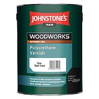 Лак для меблів та паркету Johnstone's Polyurethane Varnish глянець 5л