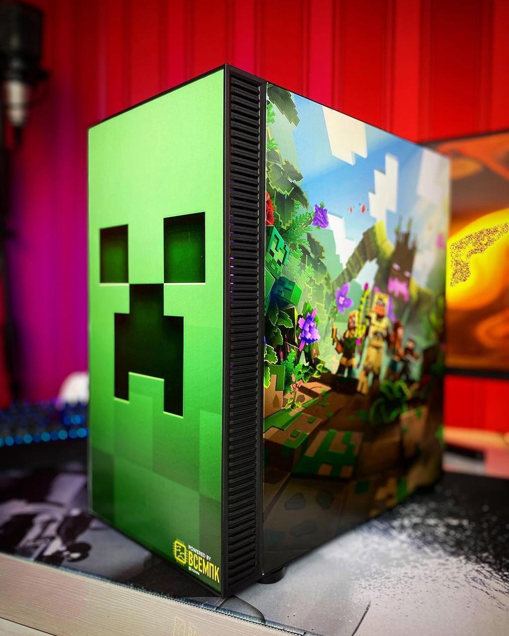 Игровой ПК (компьютер) для Minecraft (Майнкрафт) (Lite)