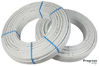 Труба металлопластиковая безсшовная 20 мм Pexal