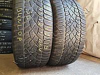 Зимние шины бу 255/40 R19 Dunlop