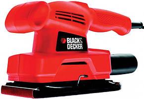 Вибрационная шлифмашина Black&Decker KA300