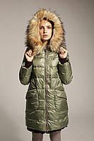 Новая коллекция женских парок осень-зима 2015-2016